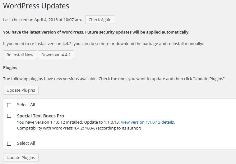 stb-pro-update-updates